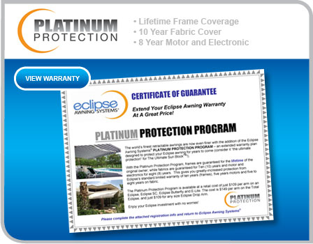 platinumProtection Warranty