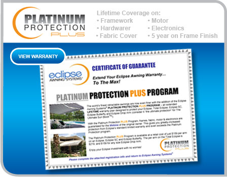 platinumProtectionPlus Warranty