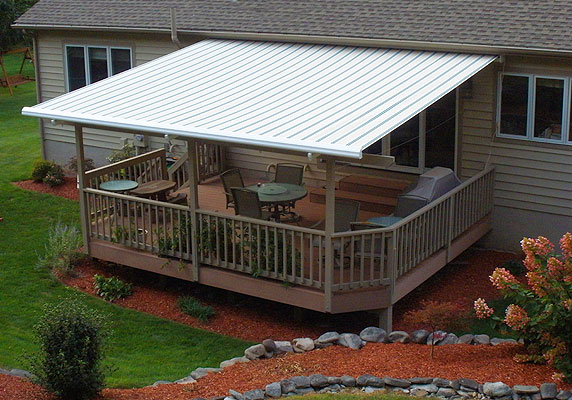 Retractable Patio Awnings Home Depot Patio Shade Covers Home