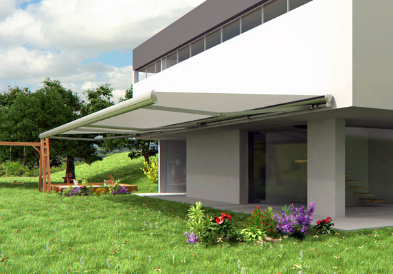 Retractable Awning Home Retractable Awnings