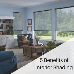 benefits of interior shades window treatment home