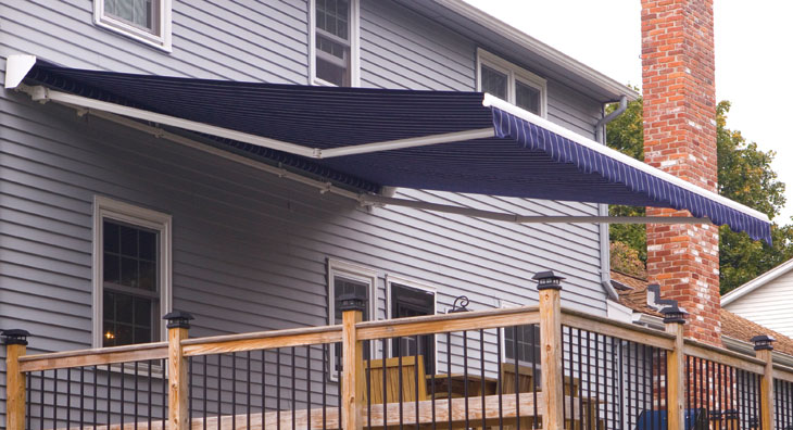 Eclipse Motorized Deck Amp Patio Awning Eclipse Shading