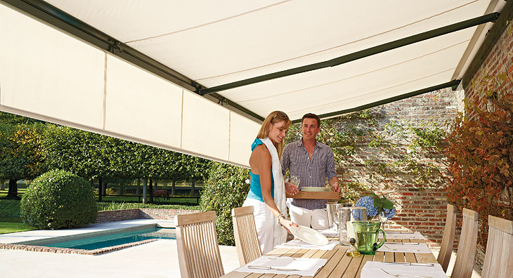Retractable Awnings Deck Amp Patio Awning Systems