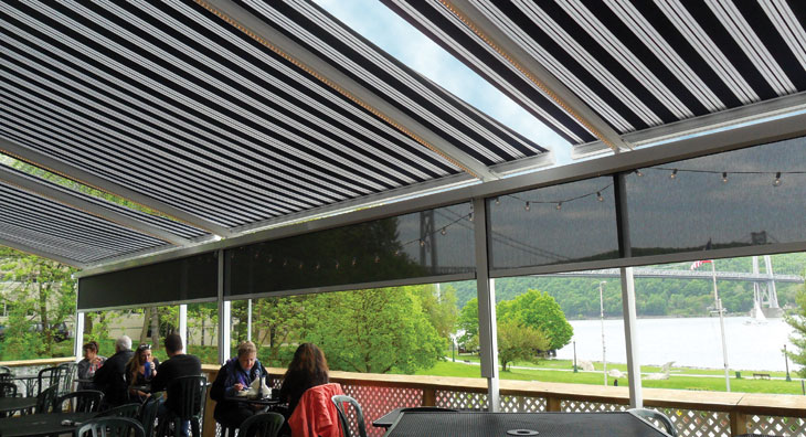 Eclipse Sunroof Plus Eclipse Shading Systems